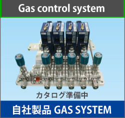 GAS SYSTEM
